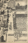 click to zoom to first scanned image of town of Secota (169.9 kb)