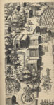 click to zoom to third scanned image of town of Secota (227.2 kb)