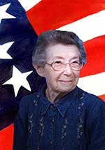83-year-old Roane County, TN, grandmother served as Sergeant in World War II